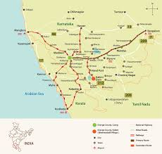 Google Maps Bus Routes by Route Map Coorg