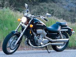honda magna 750 reminds me of my first baby motorcycles