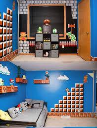 mario bedroom mario bros bedroom ideas wall art kids