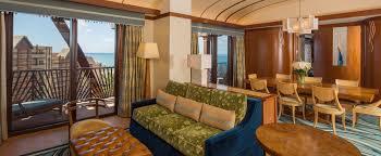 bedroom disney aulani 2 bedroom villa decorating idea