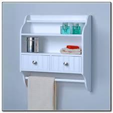 Bathroom Storage Shelves Bathroom Cabinets Bathroom Corner Shelf Wall Towel Storage Over