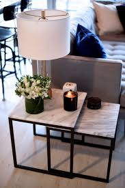 Coffee Table Ikea by Not Your Standard Home With Kayla Seah West Elm Black White