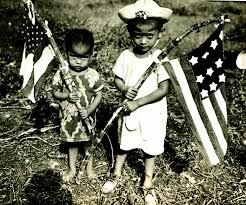 Guam Flag It U0027s Official The U S Flag Raised Over Guam Again July 31 1944