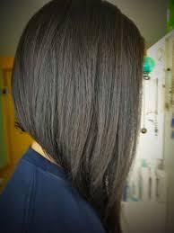 medium length angled hairstyles medium length bob hairstyles for thick hair