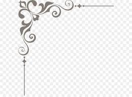 corner pattern png wedding gratis computer file lace corner png download 4493 4493