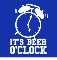 Beer O Clock Meme - it s beer o clock beer meme on sizzle