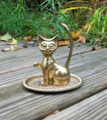 vintage cat ring holder images Vintage 1960 39 s 70 39 s hutch 663 youth football helmet hutch jpg