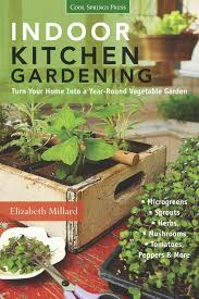 kitchen garden indoor gardening ideas