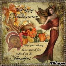 happy thanksgiving blessing picture 102147887 blingee