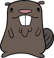 gravity falls beaver by timeimpact on deviantart