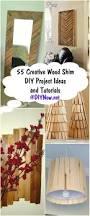 55 creative wood shim diy project ideas and tutorials u2013 diynow net
