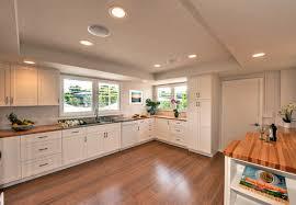 Certified Kitchen Designer American Beech Wood Countertops In A Kaimuki Bungalow Kitchen