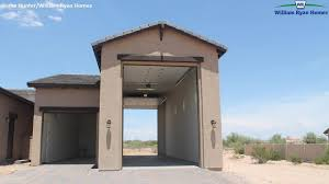 Garage Homes Sonoran Ridge Estates New Homes In Waddell Az