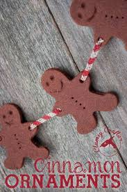 76 best cinnamon ornaments images on