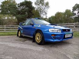 subaru hatchback 2 door national category rally cars subaru impreza gc8 2 door prodrive