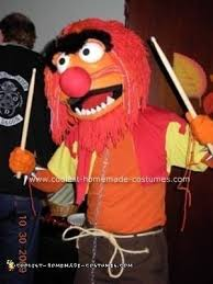 Gonzo Halloween Costume Coolest Homemade Animal Muppets Costumes