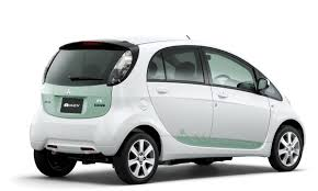 mitsubishi electric car peugeot and citroen announce all electric minis based on the