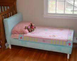 ana white upholstered toddler not daybed diy projects