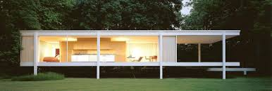 Farnsworth House Ludwig Mies Van Der Rohe Farnsworth House Minimalism