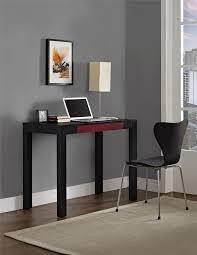 Black Desk With Hutch Ameriwood Furniture Altra Furniture Parsons Desk Black Finish