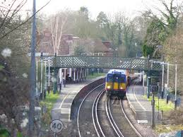 Bookham railway station
