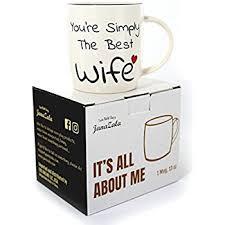 amazon com best wife ever coffee mug perfect christmas