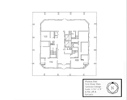 carleton college floor plans watson maps