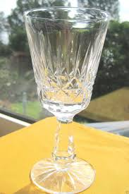 kitchen waterford crystal wine glasses waterford patterns