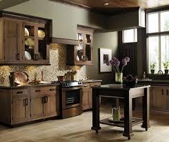 Cherry Espresso Cabinets Glazed Cabinet Finish Cherry Coriander Espresso Decora