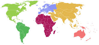 7 Continents Map Page 7 U2022 The Big List Of Things That People Should Really Have Got