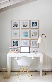 Office Wall Decorating Ideas For Work 25 Best Modern Office Decor Ideas On Pinterest Small Office