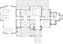 log lodge floor plans estate luxury lodge plan by wisconsin log homes