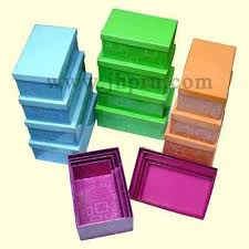 decorative stacking gift boxes plain color buy decorative