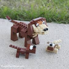 funny thanksgiving dog pictures lego dog building instructions