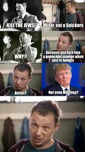 Eat A Snickers Meme - little trump dump album on imgur