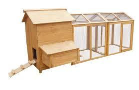 newacme llc lovupet chicken coop with backyard run u0026 reviews wayfair