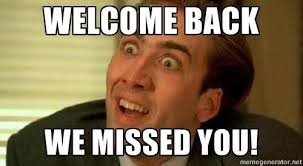Welcome Back Meme - the phyrst welcome back students 5 irish car bombs facebook