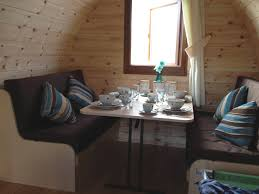 Interior Of Mobile Homes by The Log Pod Company In The United Kingdom Designs And Sells Two