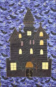 46 best macabre quilt images on pinterest halloween quilts