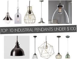 Industrial Pendant Lighting For Kitchen Industrial Kitchen Lighting U2013 Home Design And Decorating