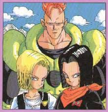 android 17 and 18 androids 17 18 21 and 16 images android 16 17 and 18 wallpaper