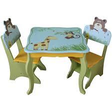 kids animal table and chairs liberty house toys kids table chairs safari animal kiddies kingdom