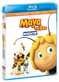 maya bee movie 3d blu ray dvd amazon ca jacki weaver