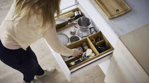 How To Organize Food In Kitchen Cabinets The Art Of Organizing A Kitchen Youtube
