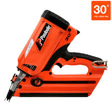 Paslode Coil Roofing Nailer by Shop Paslode Angled 7 5 Volt Framing Cordless Nailer With Battery