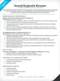 dental hygienist resume dental hygienist resume dental hygienist resume sle dental
