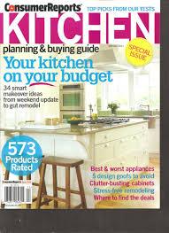 Consumer Reports Kitchen Cabinets Consumer Reports Appliances Magazine Appliances Ideas
