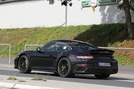 porsche 911 carrera gts interior 2016 porsche 911 facelift interior revealed in fresh spyshots