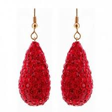 punjabi jhumka earrings jhumkas earrings punjabi lotan jhumka set of 12 mulicolor phuman