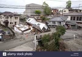 kumamoto kumamoto prefecture in southwestern japan 16th apr